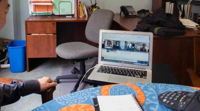 ¿Cómo se aseguran las videoconferencias y el teletrabajo?