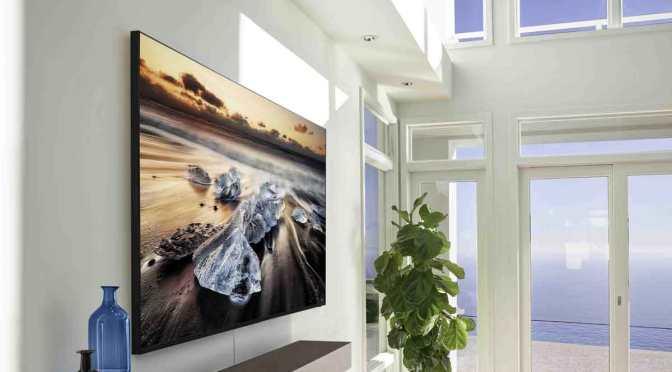 Samsung trae el primer televisor 8K a la Argentina