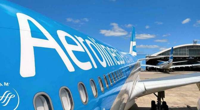 Hot Sale: las promociones de Aerolíneas Argentinas