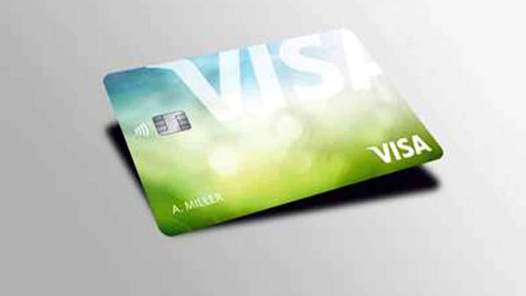 Tarjeta Visa Earthwise High Content