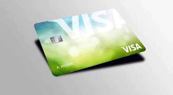 Visa lanza una tarjeta de plástico suprarreciclado
