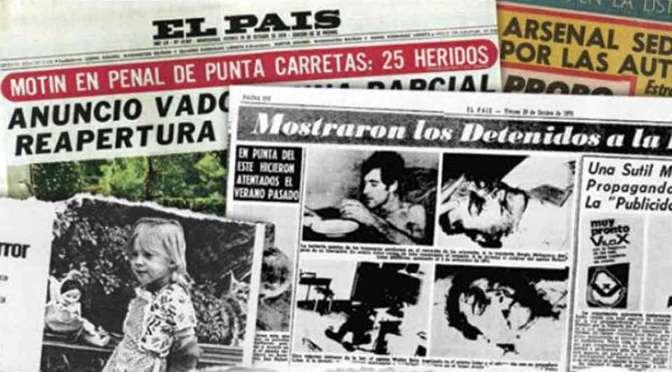 Operaciones de prensa en las dictaduras de Uruguay y la Argentina