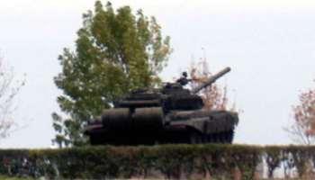 Tanque de Artsaj en Askeran