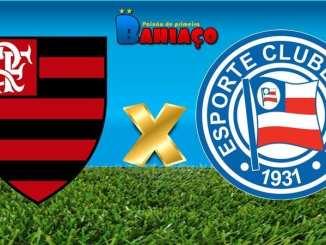Flamengo x Bahia ao vivo