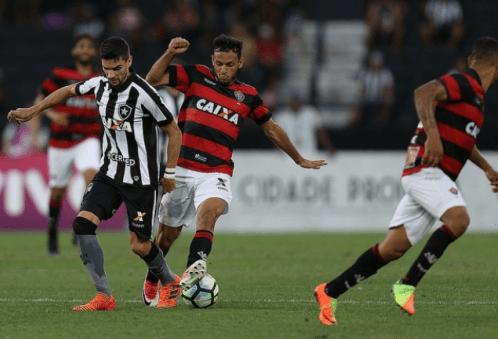 Botafogo x Vitória: assista aos gols da partida do Brasileirão Série A