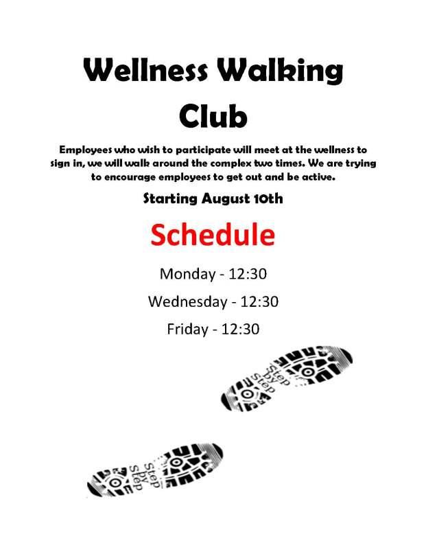 Wellness Walking Club