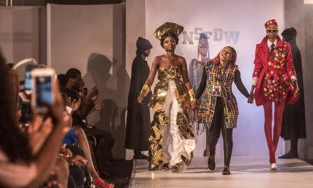 Nigerian Student Fashion And Design Week 2018