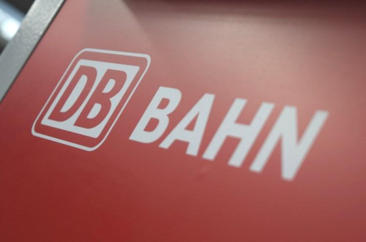 Logo der Deutschen Bahn (Foto: © Bahnblogstelle)