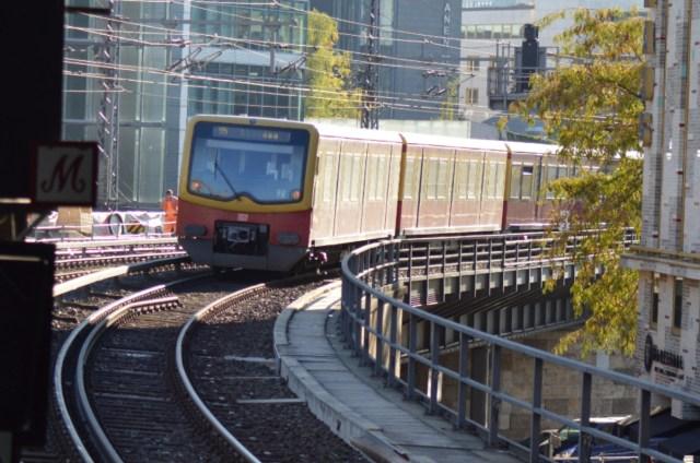 Symbolbild: Ein Zug der Berliner S-Bahn. (Foto: © Bahnblogstelle)
