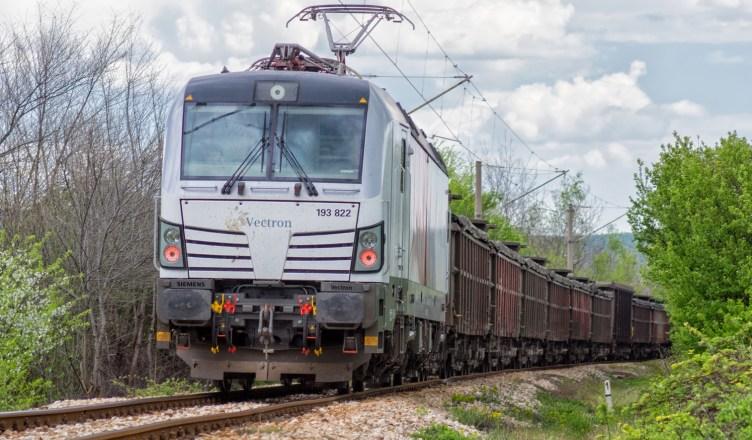 Siemens Vectron MS Lokomotive (Foto: © Siemens)