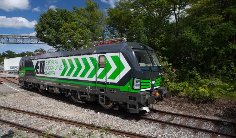 ELL und Siemens vereinbaren Rahmenvertrag über die Lieferung von weiteren 50 Vectron-Lokomotiven. (Foto: © Siemens)