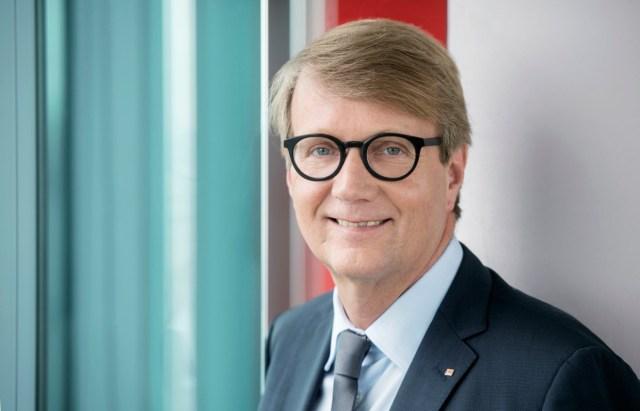 Ronald Pofalla, Vorstand Wirtschaft, Recht und Regulierung bei der Deutschen Bahn. (Foto: © DB AG)