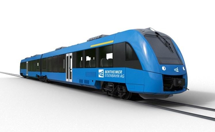 Fünf dieser Dieseltriebwagen sollen ab Ende 2018 auf der Strecke Bad Bentheim – Nordhorn – Neuenhaus verkehren. (Foto: © Alstom)