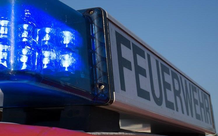 Symbolbild: Feuerwehr im Einsatz. (Foto: © Feuerwehr)