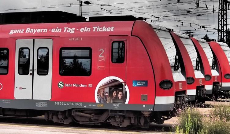 S-Bahn München - 20 Jahre Bayern-Ticket