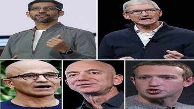 Photo of أكبر 5 شركات تقنية أمريكية تصل قيمتها 5.2 ترليون دولار