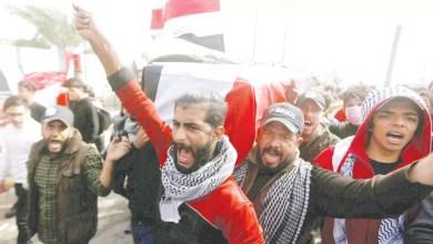 Photo of اغتيال ناشطة عراقية مع استمرار الاحتجاجات في العراق