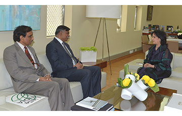 Bahraini-Indian cultural cooperation reviewed