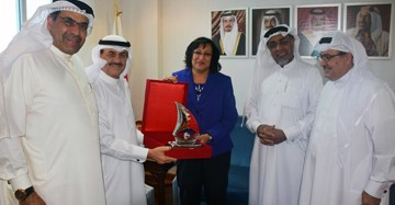Health Minister receives BPCS delegation