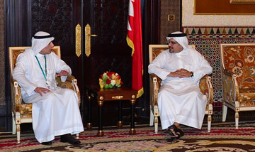 Crown Prince meets Saudi Foreign Minister and highlights effective GCC cooperation and Saudi's pivotal role