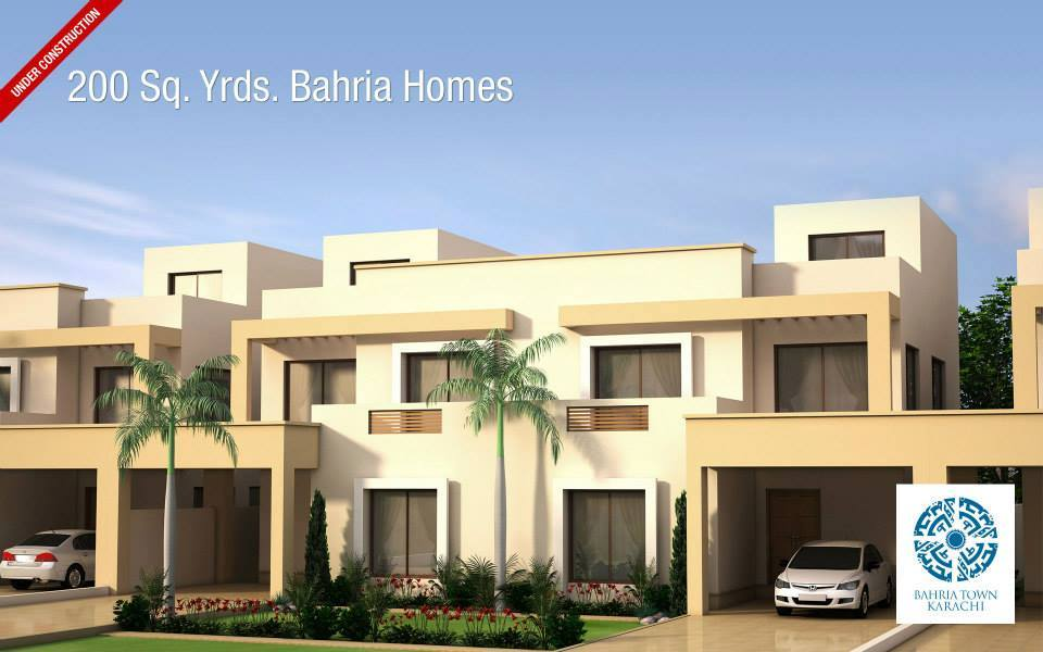 Render 200 Square Yards Bahria Home In Bahria Town Karachi Bahria Town Today