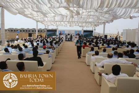 Possession Handover Ceremony of 200 Sq Yard Bahria Homes (Quaid Block) (13)