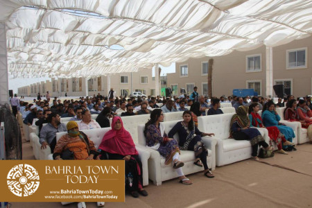 Possession Handover Ceremony of 200 Sq Yard Bahria Homes (Quaid Block) (14)
