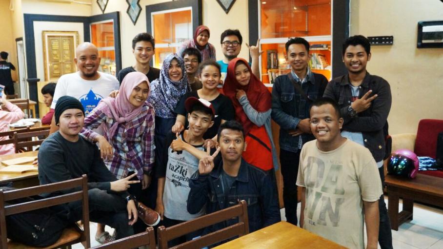 3 Kebaikan Bergabung dengan Komunitas Blogger Pontianak