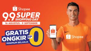 shopee super shopping day 2019
