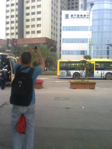 Bis & Taksi Xiamen China