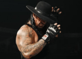 Wrestling superstar 'The Undertaker'