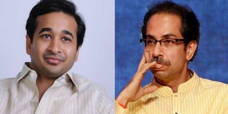 bjp-nitesh-rane-slams-uddhav-thackeray-and-thackeray-government-over-maharashtra-lockdown