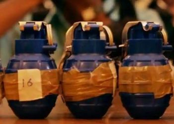 pune-excitement-over-discovery-of-old-hand-grenade-bomb-in-ncl-area-of-%e2%80%8b%e2%80%8bpune