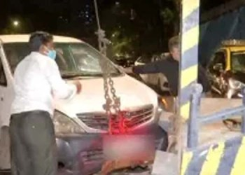 mystery of innova car solved bomb scare case antilia gelatin sticks mumbai police crime branch