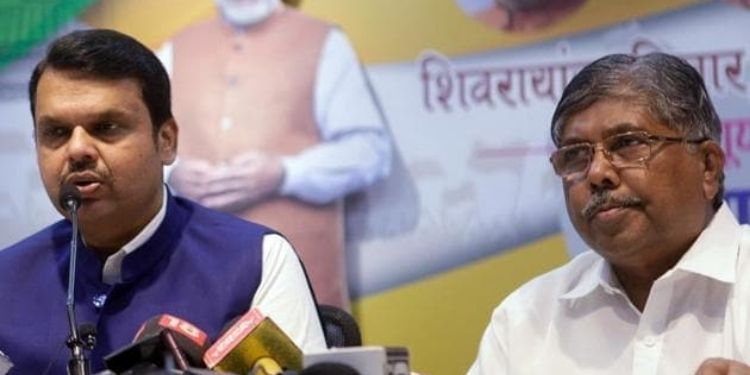 no-leader-in-the-state-like-fadnavis-and-me-has-traveled-for-work-during-the-corona-crisis-chandrakant-patil