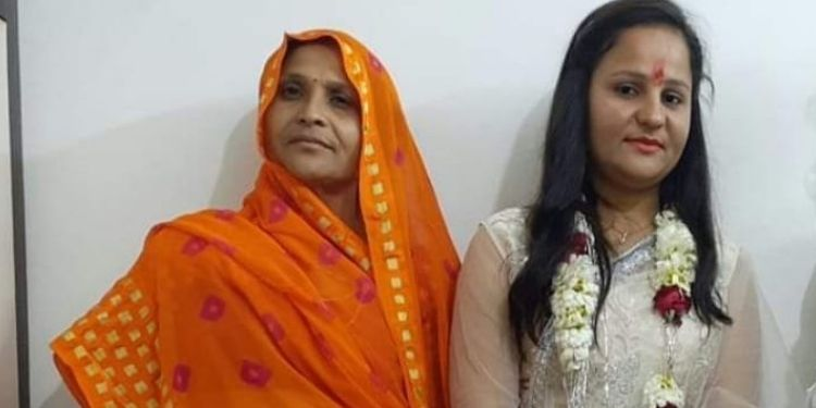 coronavirus-news-rajasthan-btech-holder-daughter-mother-was-infected-while-preparing-marriage