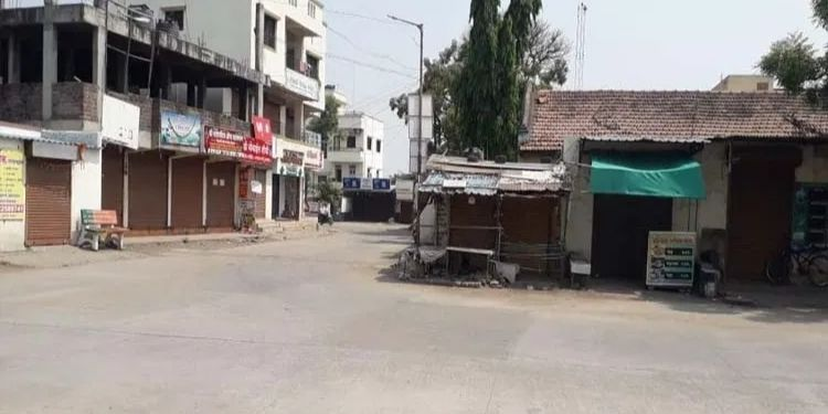 nera-the-village-will-remain-completely-closed-for-eight-days-during-the-public-curfew-from-tuesday-decision-of-disaster-management-committee