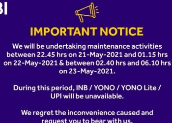 sbi-customer-alert-sbi-services-will-be-unavailable-from-may-21-to-may-23-2021-for-some-specific-time-samp