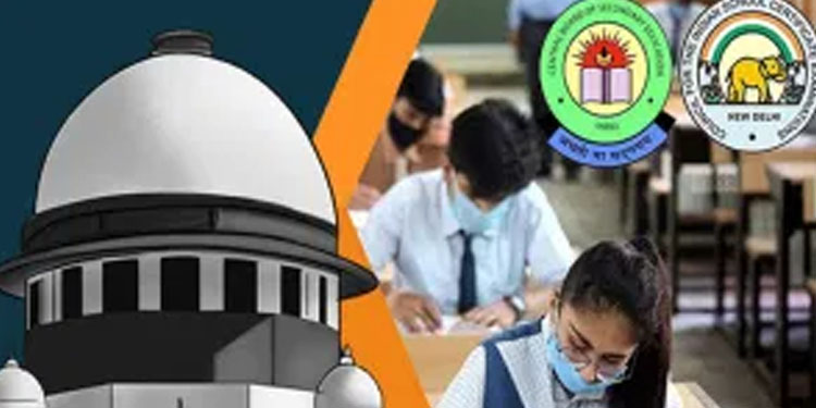 Exams Cancelled supreme court dismissed plea challenging cbse icse decision 12th exams cancelled