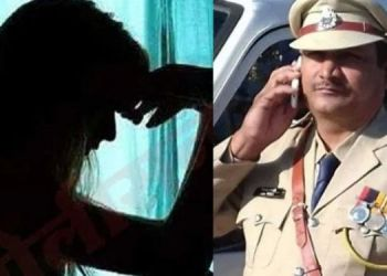 washim-police-female-police-officer-raped-and-beaten-by-nanded-police-inspector-vishwakant-gutte
