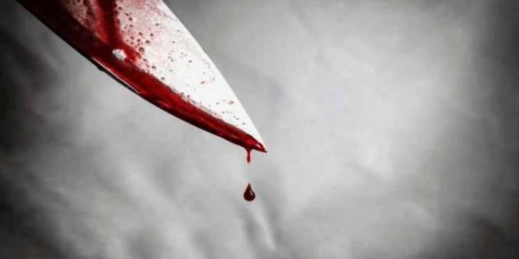 man-arrested-attack-wife-knife
