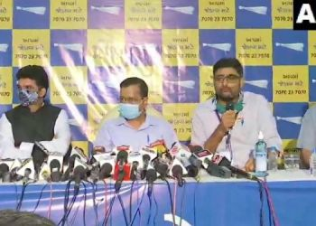 aam-aadmi-party-to-contest-on-all-seats-in-the-2022-gujarat-legislative-assembly-polls-delhi-cm-arvind-kejriwal