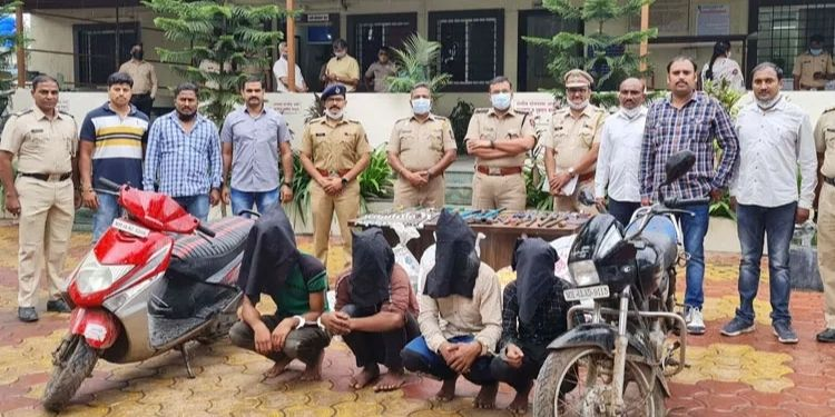 thieves-arrested-for-stealing-700-kg-of-copper-wire-from-dp