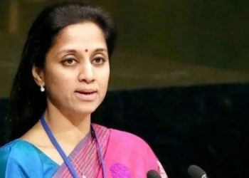 whats-wrong-with-getting-the-chief-ministers-post-question-from-ncp-mp-supriya-sule