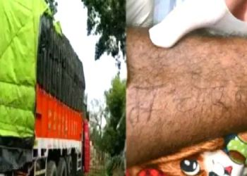 Suicide Case | A new twist to the truck driver's suicide case, mentioning 'I'm not a thief' on hand