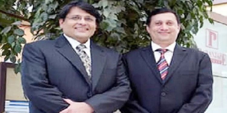Paranjape Builders Arrested Mumbai Police cracks down on famous builder Paranjape brothers; arrested from a house in Pune