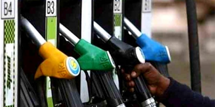 Diesel petrol Price reaches record level petrol in parbhani rs 104 52 find out rates in other cities in the state