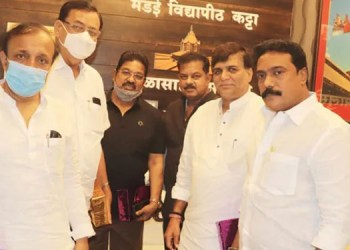 Pune Corporation Heartfelt discussions with Congress office bearers on Mandai Vidyapeeth katta kalpana Former Minister Ramesh Bagwe says Congress is able to fight Pune Municipal Corporation on its own