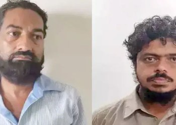 UP ATS Action ats up has uncovered a big terror module arrested two terrorists linked with al qaedas ansar ghazwat ul hind says adg up