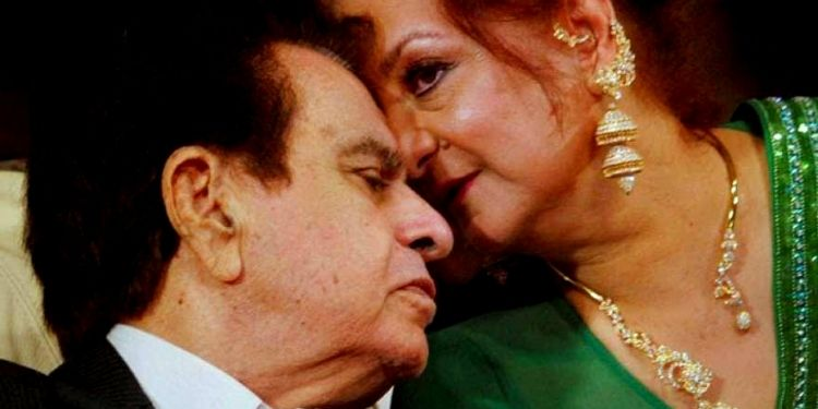 Dilip Kumar   Dilip Kumar- A grief that haunted Saira Bano forever; Find out